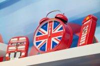 Gadżety z Anglii