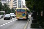 autobus z reklamą