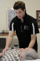 student fizjoterapii