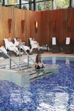 basen w hotelu SPA