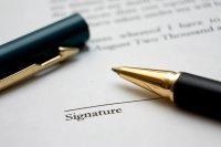 Umowa na założenie konta firmowego